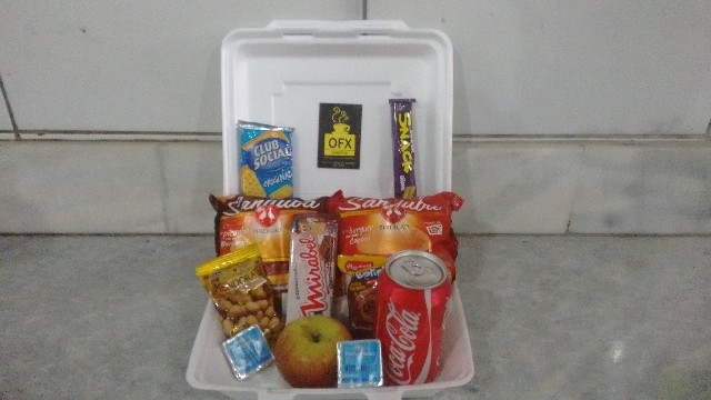 Foto 4 - Kit lanche ofx eventos